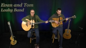 Evan And Tom Leahy