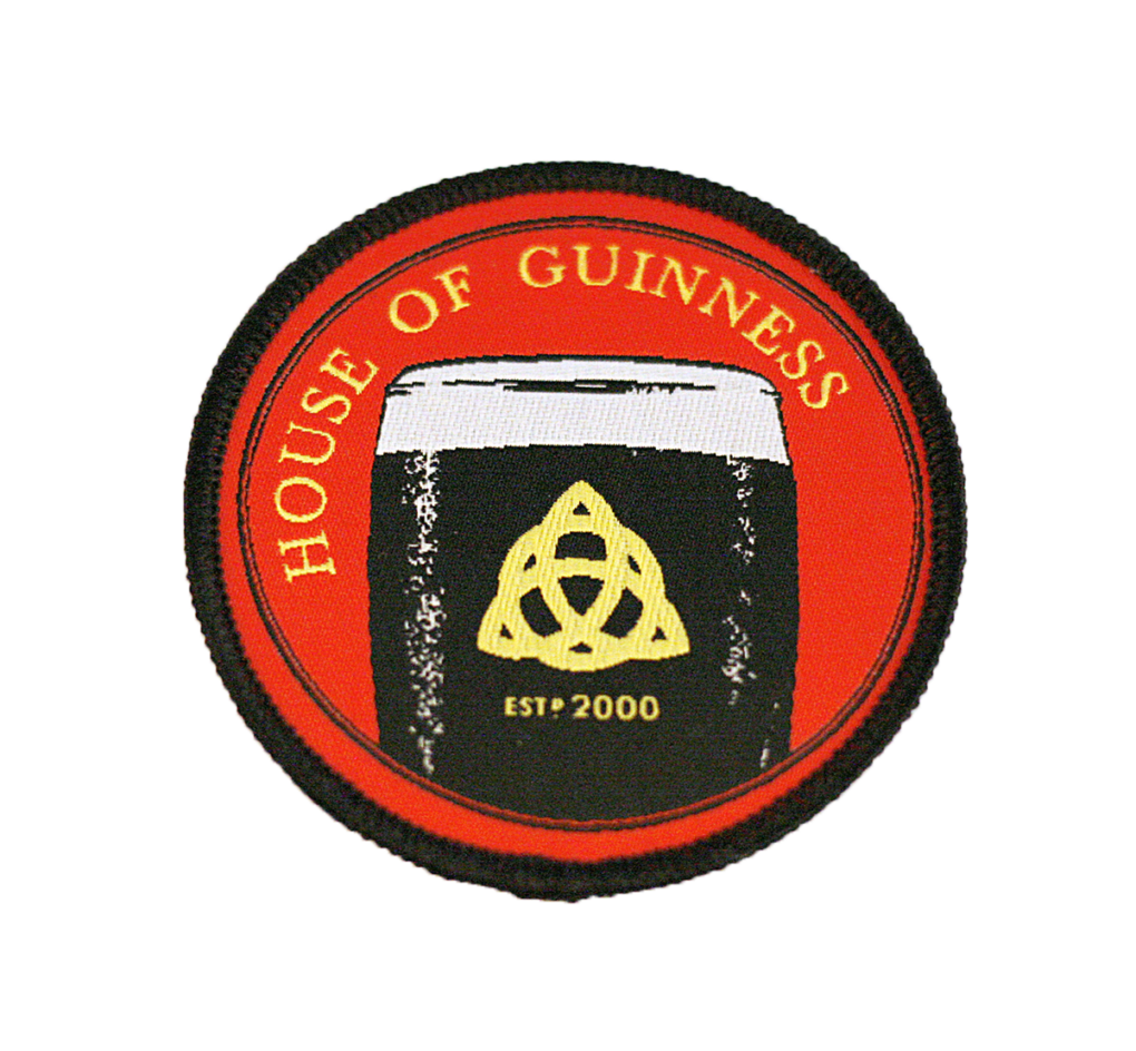 House of Guinness Patch